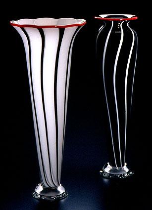 Ken And Ingrid Hanson Art Glass